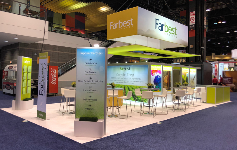 Farbest Trade Booth